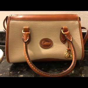 All weather leather dooney and bourke purse